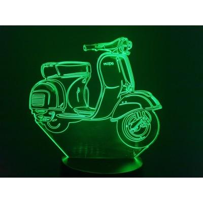 LAMPE 3D - VESPA -