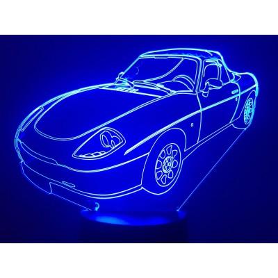 LAMPE 3D - FIAT BARCHETTA -