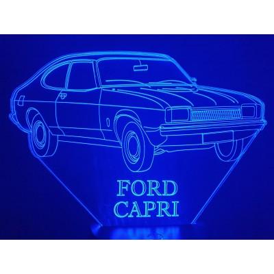LAMPE 3D - FORD CAPRI -