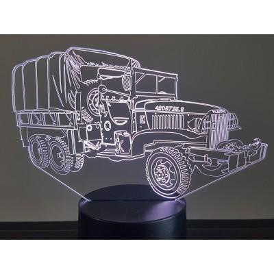 LAMPE 3D - GMC 352 -