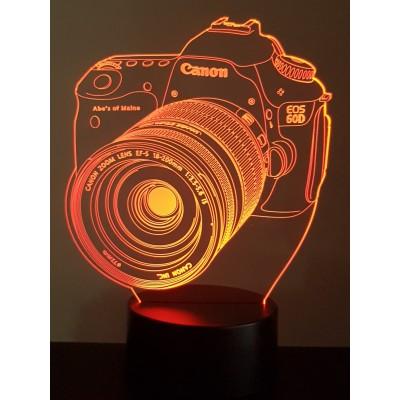 LAMPE 3D - PHOTO -