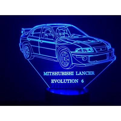 LAMPE 3D - MITSUBISHI...