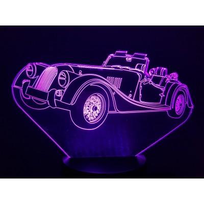 LAMPE 3D - MORGAN -