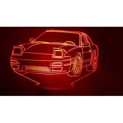 LAMPE 3D - NISSAN 240 SX -