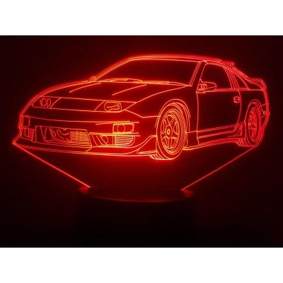 LAMPE 3D - NISSAN 300 ZX -