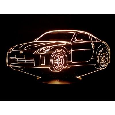 LAMPE 3D - NISSAN 350Z -