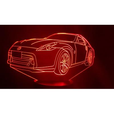 LAMPE 3D - NISSAN 370Z -