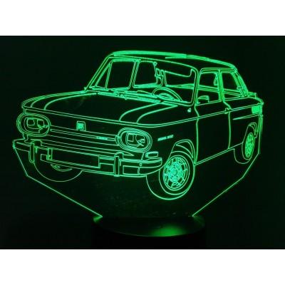 LAMPE 3D - NSU -