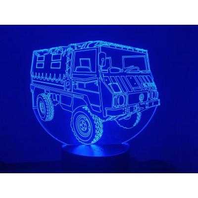 LAMPE 3D - PINZGAUEUR -