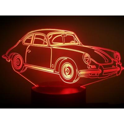 LAMPE 3D - PORSCHE  356 -