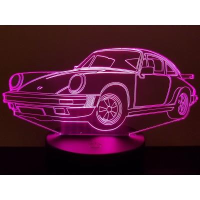 LAMPE 3D - PORSCHE  911-