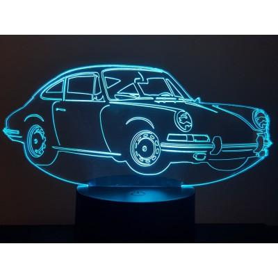 LAMPE 3D - PORSCHE  911...