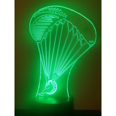 LAMPE 3D - PARAMOTEUR -