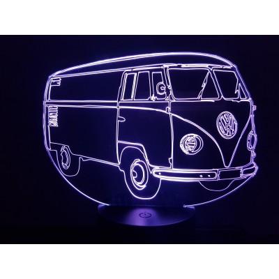 LAMPE 3D - VOLKSWAGEN...