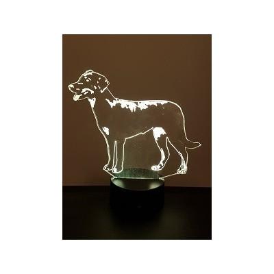 LAMPE 3D - BEAUCERON -
