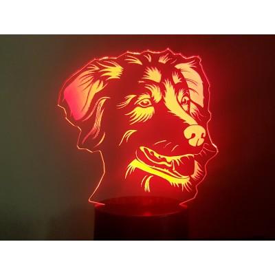 LAMPE 3D - BERGER AUSTRALIEN -