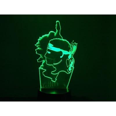 LAMPE 3D - CORSE 2 -