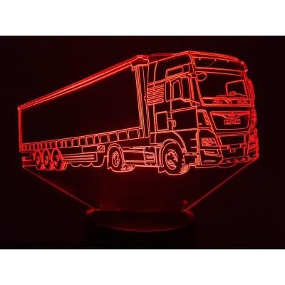 LAMPE 3D - MAN (2) -