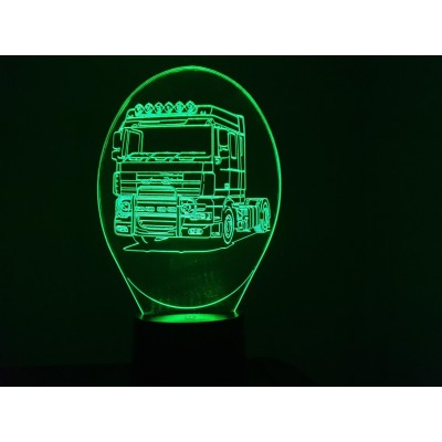 LAMPE 3D - SCANIA 5 -
