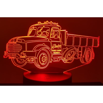 LAMPE 3D - WILLEME -