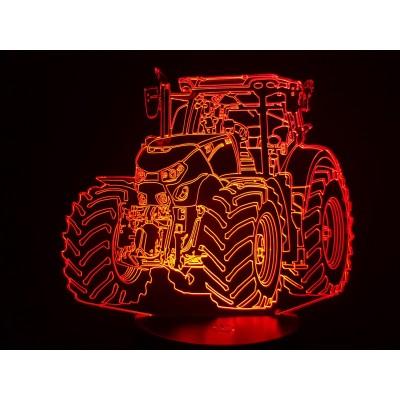 LAMPE 3D - CASE OPTUM -