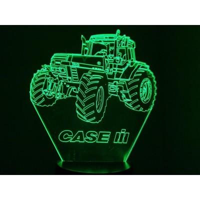 LAMPE 3D - CASE 7210 -