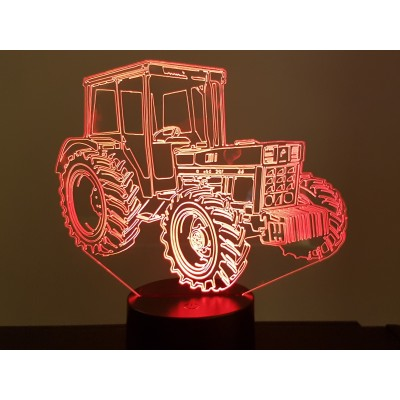 LAMPE 3D - IH -