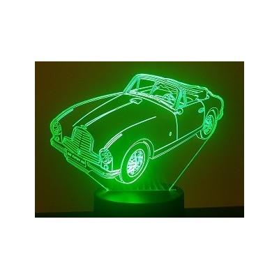 LAMPE 3D - ASTON MARTIN  DB2 -