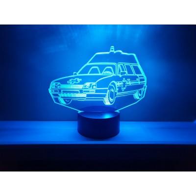 LAMPE 3D - CITROËN CX...