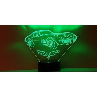 LAMPE 3D - CHEVROLET...