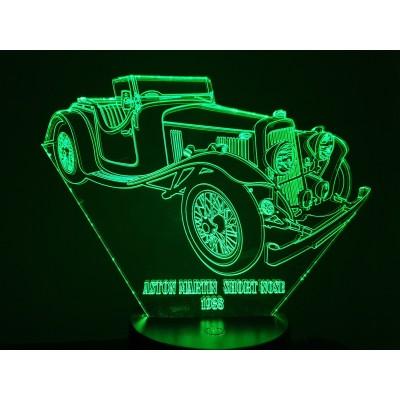 LAMPE 3D - ASTON MARTIN...