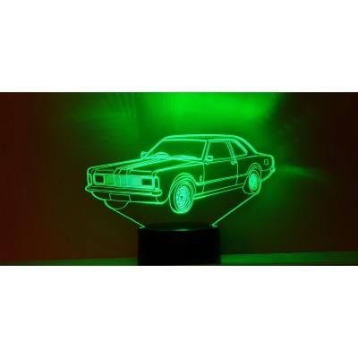 LAMPE 3D - FORD TAUNUS -
