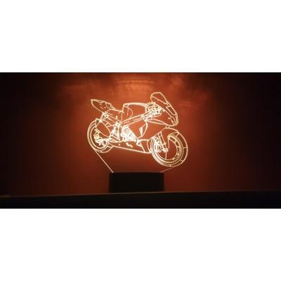 LAMPE 3D - SUZUKI GSX R1000 -