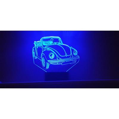 LÁMPARA 3D - VW COX...