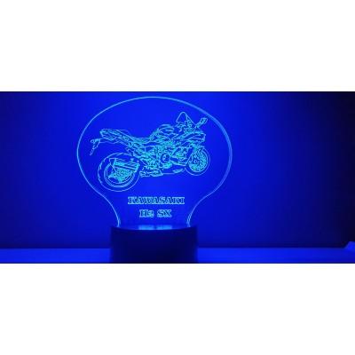LAMPE 3D - KAWASAKI H2 SX -