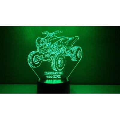 LAMPE 3D - KAWASAKI 700 KFX -