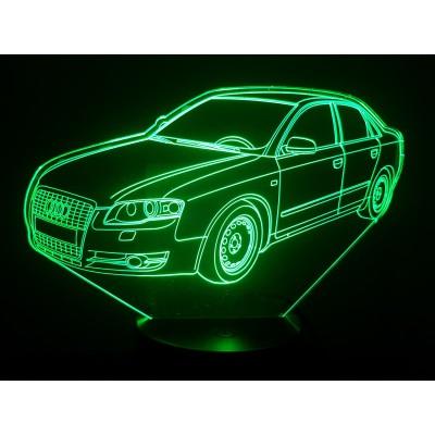 LAMPE 3D - AUDI A5 (2)-