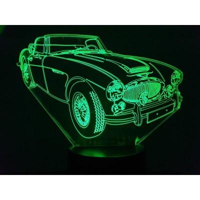LAMPE 3D - AUSTIN HEALEY...
