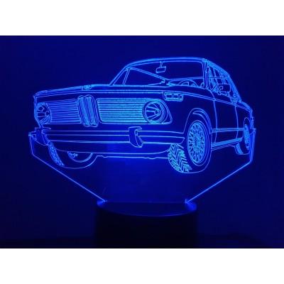 LAMPE 3D - BMW 2002 tii...