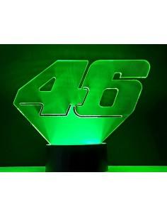 LAMPE 3D - 46 - VALENTINO...