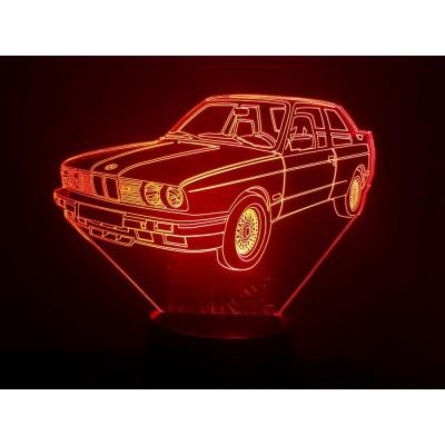 LAMPE 3D - BMW M3 e30 -