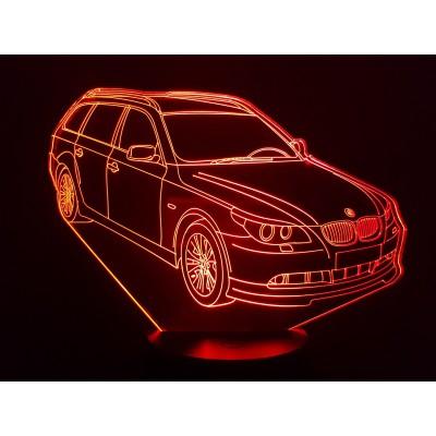 LAMPE 3D - BMW M5 Break -