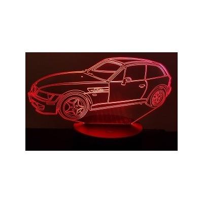 LAMPE 3D - BMW Z3 coupé -