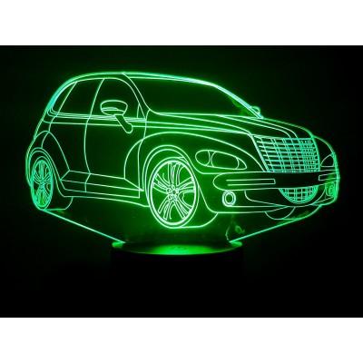 LAMPE 3D - CHRYSLER  PT...