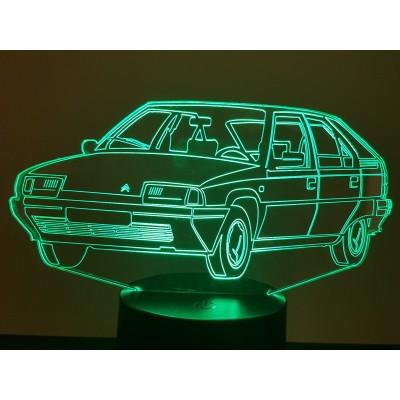 LAMPE 3D - CITROËN BX -