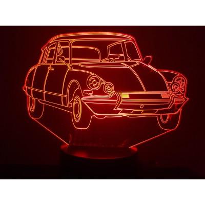 LAMPE 3D - CITROËN DS (3) -