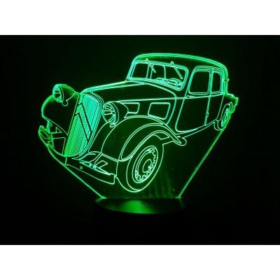 LAMPE 3D - CITROËN...