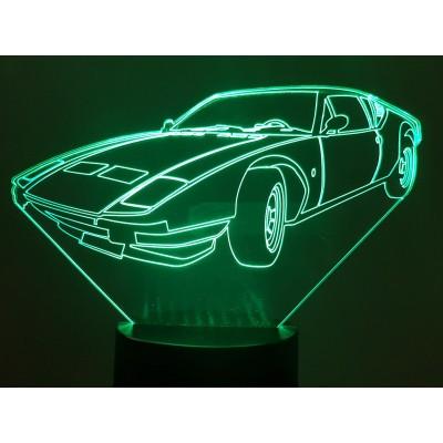 LAMPE 3D - DETOMASO -
