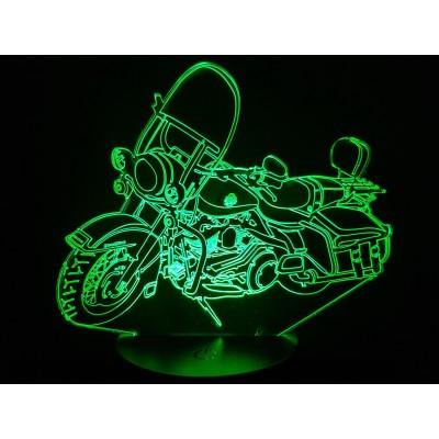 LAMPE 3D - HARLEY DAVIDSON...