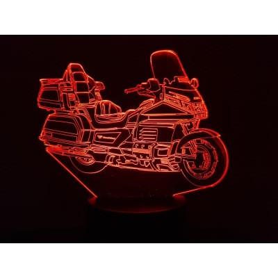 LAMPE 3D - HONDA GOLDWING...